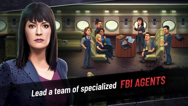 Criminal Minds The Mobile Game screenshot-3