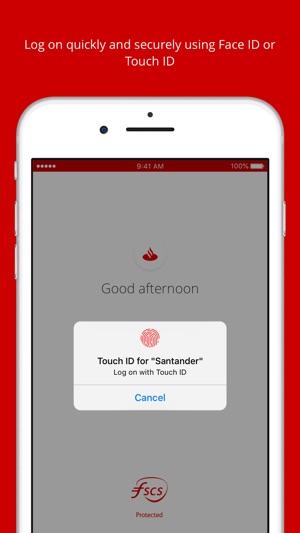 Cool Santander Mobile Banking On The App Store Wiring Cloud Geisbieswglorg