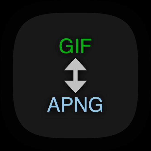 GIF To APNG