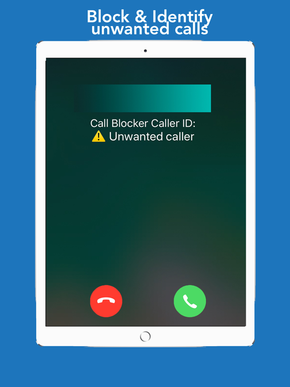 Call Ranger: Stop ID spoofing! Screenshots
