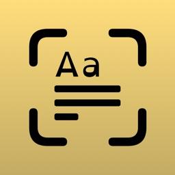 Scandys dyslexia reader AI OCR