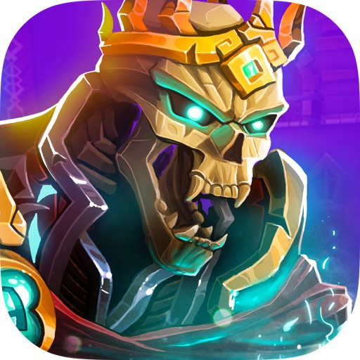 Dungeon Legends - Quest Hunter iOS App