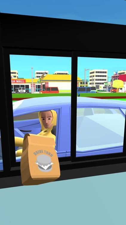 Drive Thru 3D screenshot-6