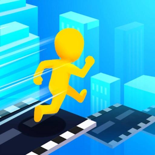 城市跑酷-极限竞技