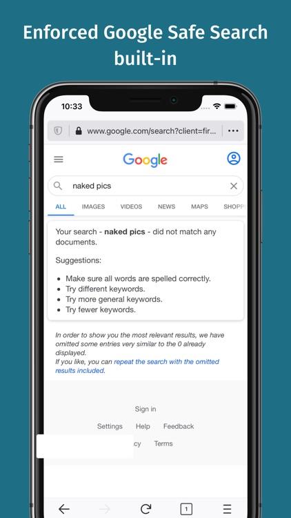 SPIN Safe Browser screenshot-3