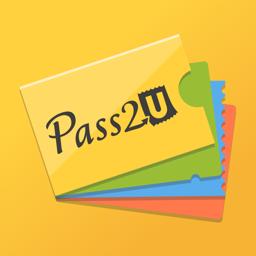 Ícone do app Pass2U Wallet - cartões / cupo