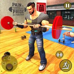 Virtual Gym Buddy Simulator 3D