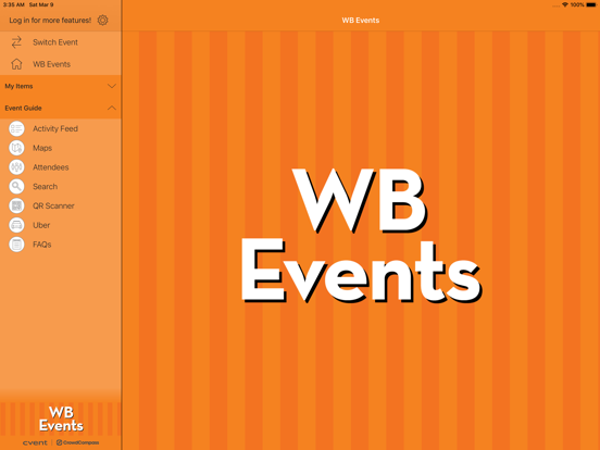 WB Events by Whataburger (iOS, United States) - SearchMan App Data