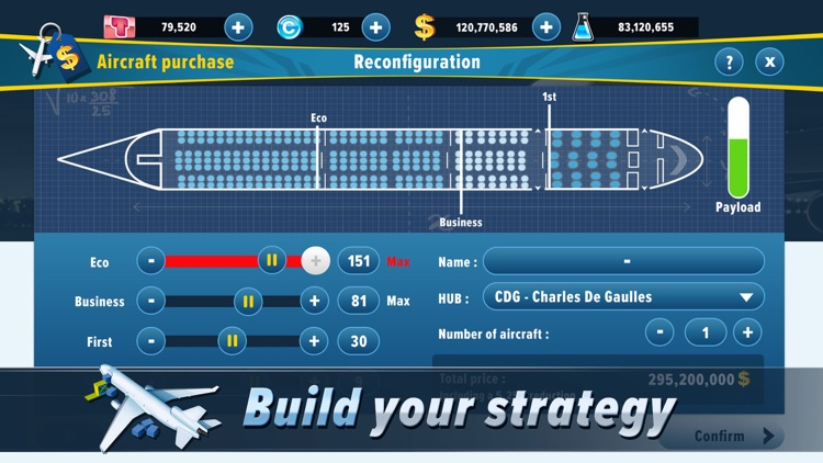 Airlines Manager : Tycoon 2021 screenshot-3
