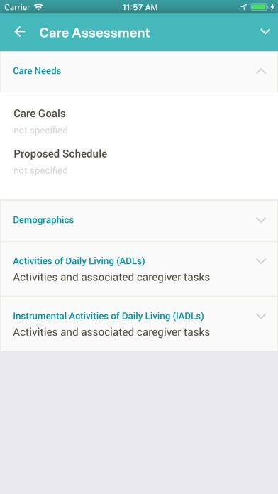 ClearCareGo CaregiverScreenshot of 2
