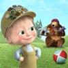 Masha and the Bear: Mini games
