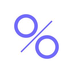 Ícone do app i know percent