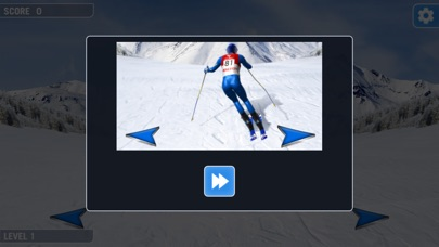 Ski Sprint Challenge screenshot #3