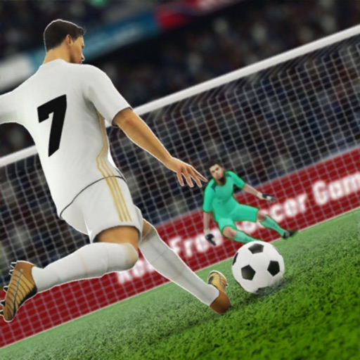 Soccer Super Star free software for iPhone and iPad