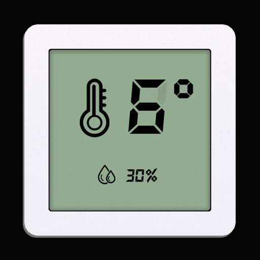 Real-time Thermometer App