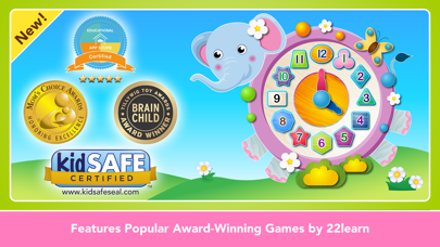Toddler Learning Games review screenshots