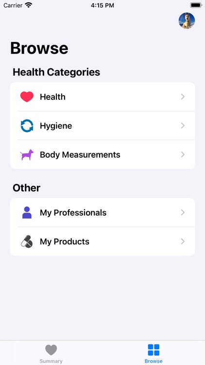 Pet Health App screenshot-3