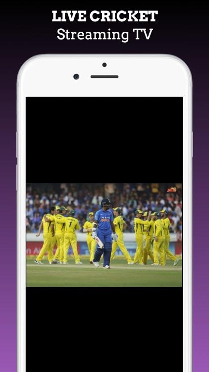 Live Cricket Odi T20 Tv screenshot-3
