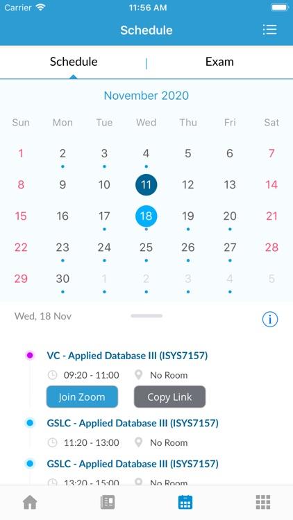 BINUS Mobile for Student screenshot-4