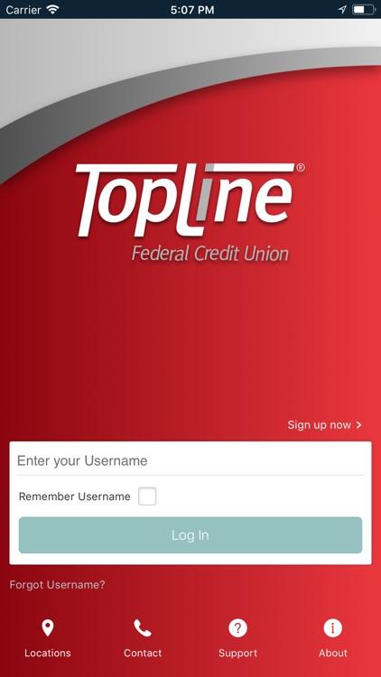 TopLine FCU Mobile Banking screenshot-5