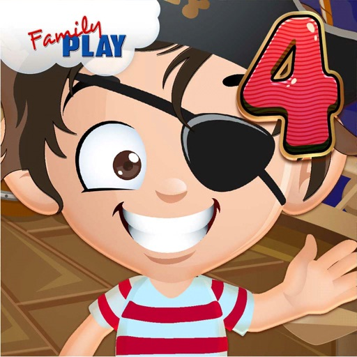 Pirate School: Fourth Grade