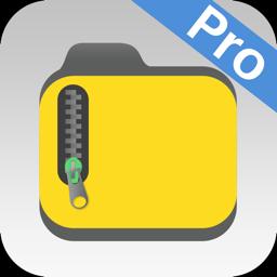 Ícone do app iZip Pro -Zip Unzip Unrar