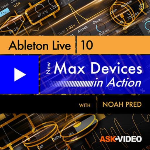 Max Devices Course From AV 402