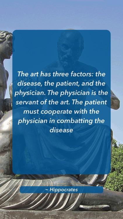 Medical Aphorisms