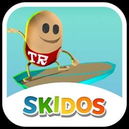 Surf Math: Games for 1st Grade