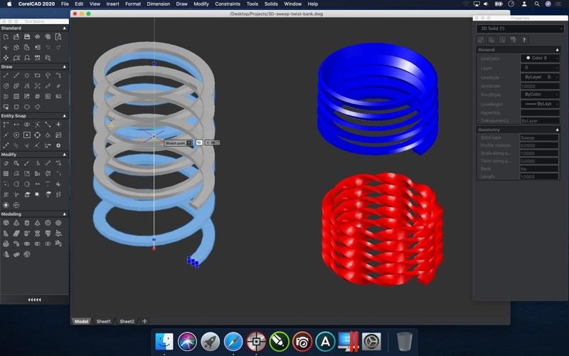 CorelCAD 2013 CAD软件 for Mac