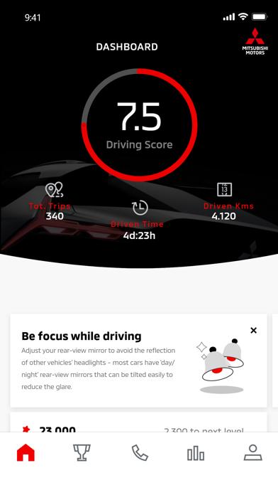 Mitsubishi Motors SenseCaptura de pantalla de1