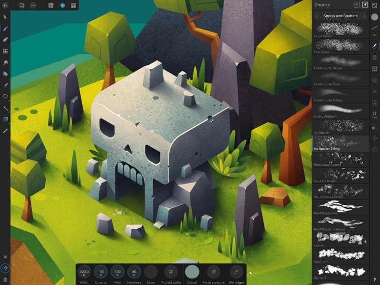 Affinity Designer screenshot-9