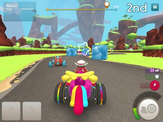 Starlit на колёсах: Супер Карт для iPad