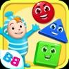 点击获取Learn shapes and colors game