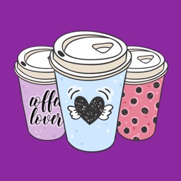 Coffee to Go - Sticker Pack
