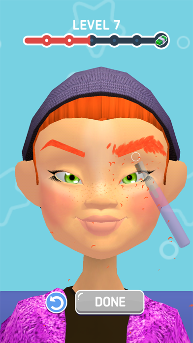 Perfect Makeup 3D screenshot 3