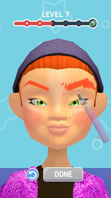 Perfect Makeup 3D screenshot 3