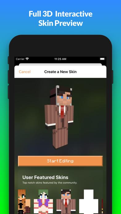 Skin Creator: Pro Edition screenshot 2