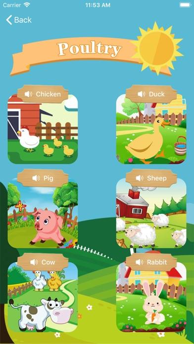 Happy Farm-Know them screenshot #4