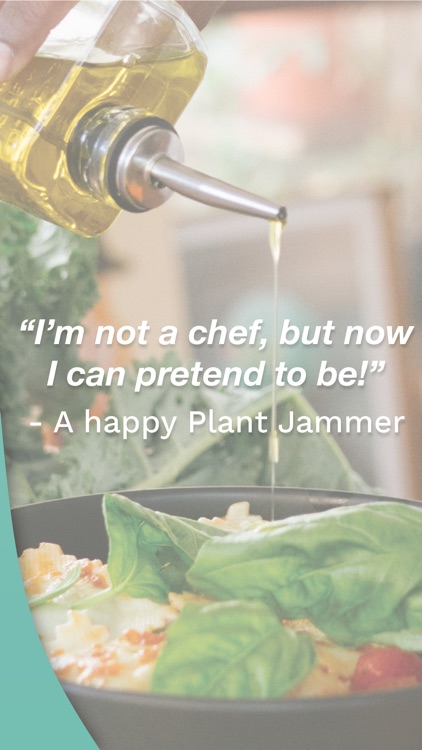 Plant Jammer: Green Cooking screenshot-1