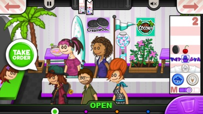 Screenshot for Papa's Freezeria To Go! in India App Store