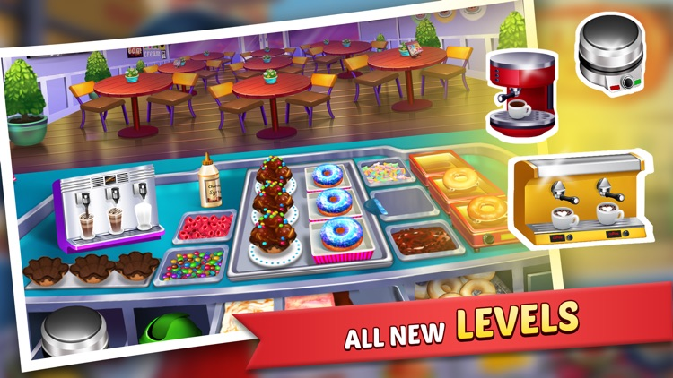 Kitchen Craze: Cooking Chef screenshot-5