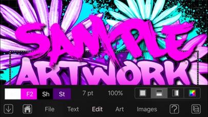 Graffwriter By Graffiti Fonts review screenshots