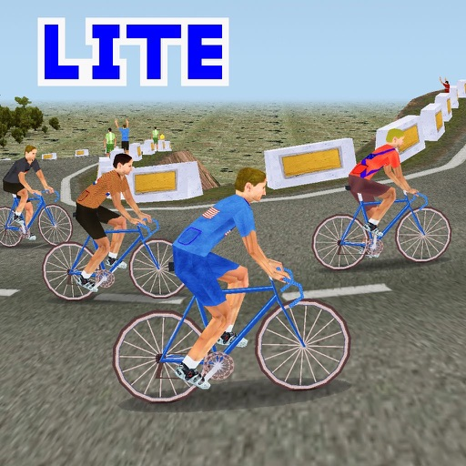 Ciclis 3D Lite - Cycling game