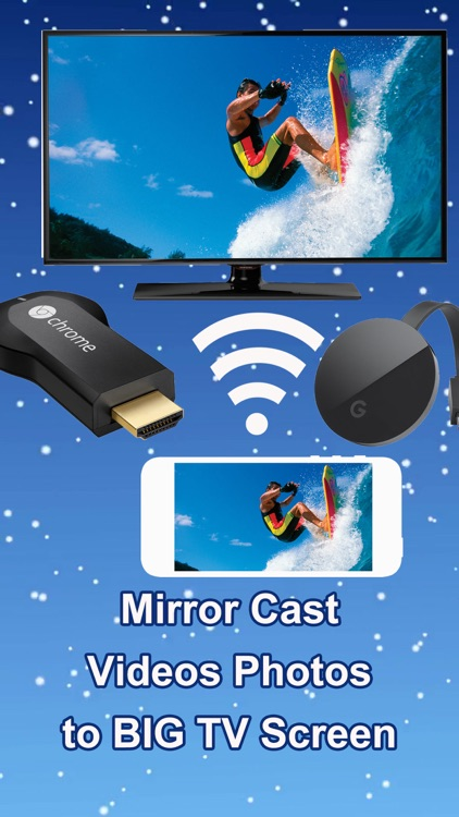 Mirror Cast for Chromecast screenshot-0