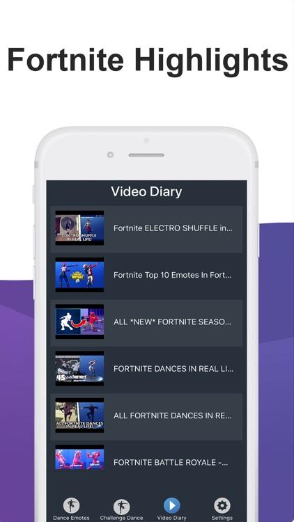 Fortnite: Dance Emotes Dances screenshot-4