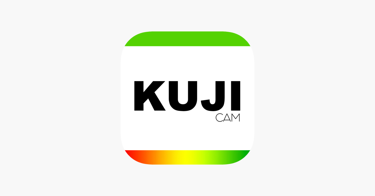 Kuji Cam - Photo Editor on the App Store