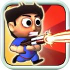 Little Rambo Shooting & Racing icon