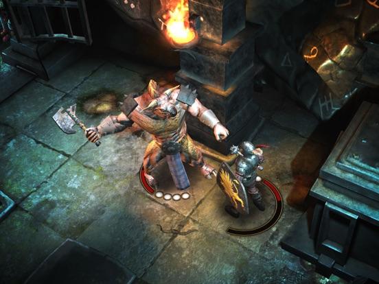 Warhammer Quest 2 на iPad