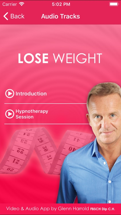 Lose Weight Now Hypnosis Video screenshot-3